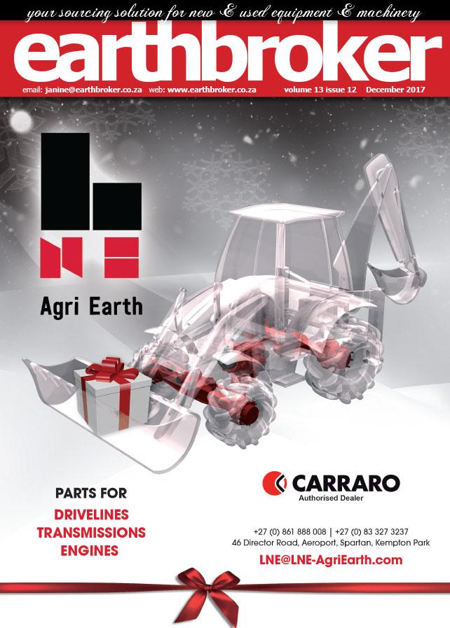 earthbroker magazine cover lne agri earth