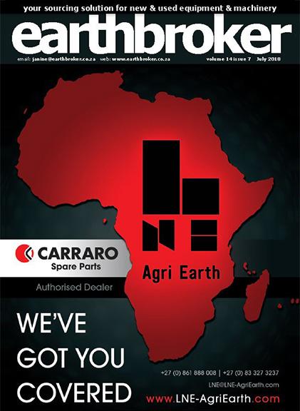 earthbroker magazine earthmoving lne agri earth